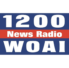 WOAI News radio logo